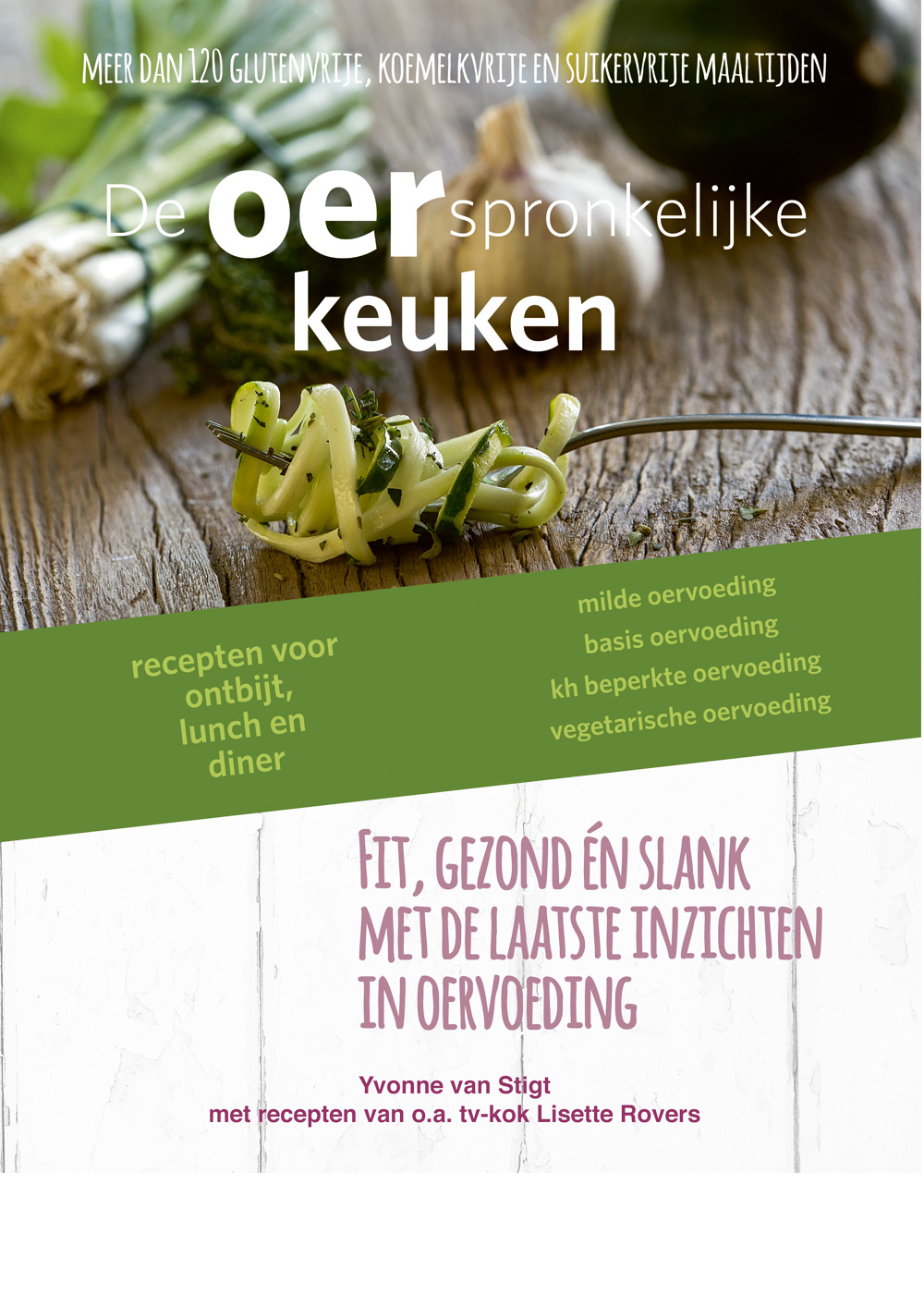 Oerspronkelijke Keuken - boek